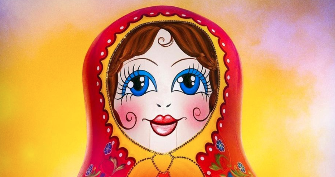 The Masked Singer russian Doll