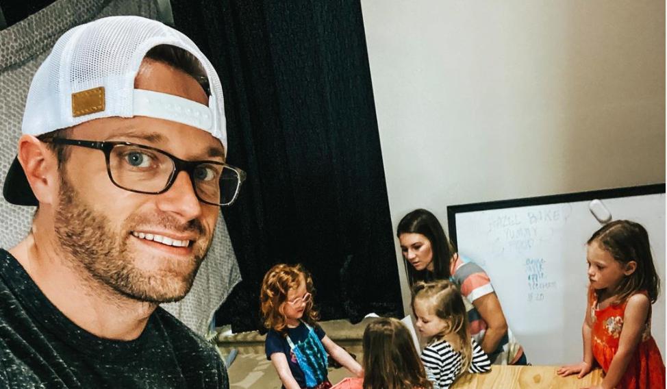 Adam Busby Instagram, Danielle and Adam Busby