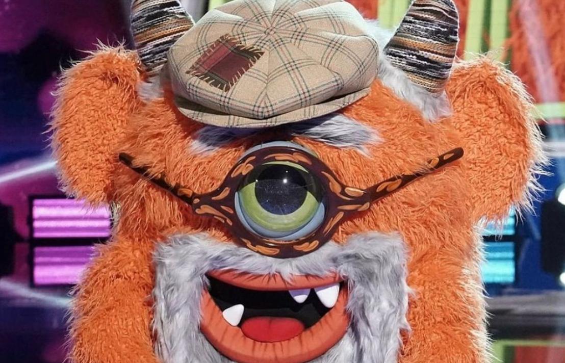 Masked Singer Grandpa Monster