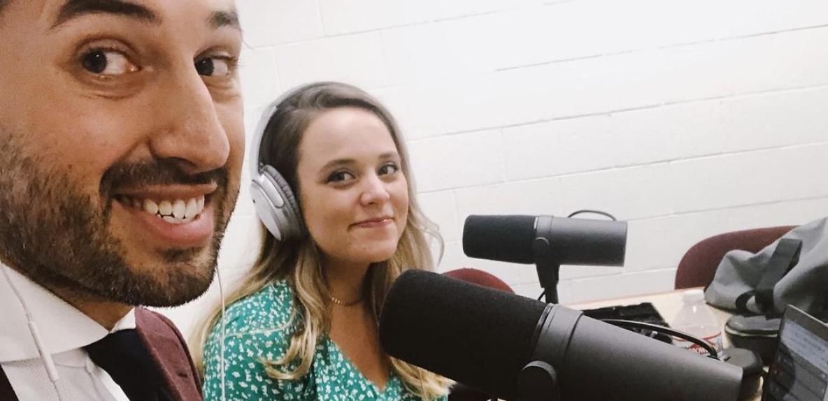 Jinger Vuolo Instagram, Jinger and Jeremy Vuolo Podcast