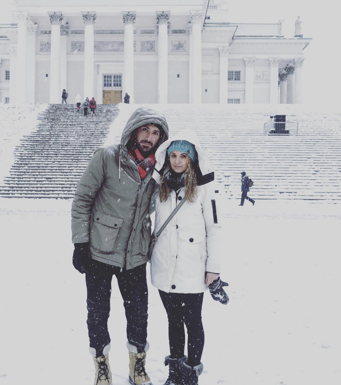 Tereza and Jon 90 Day Fiance with Permission