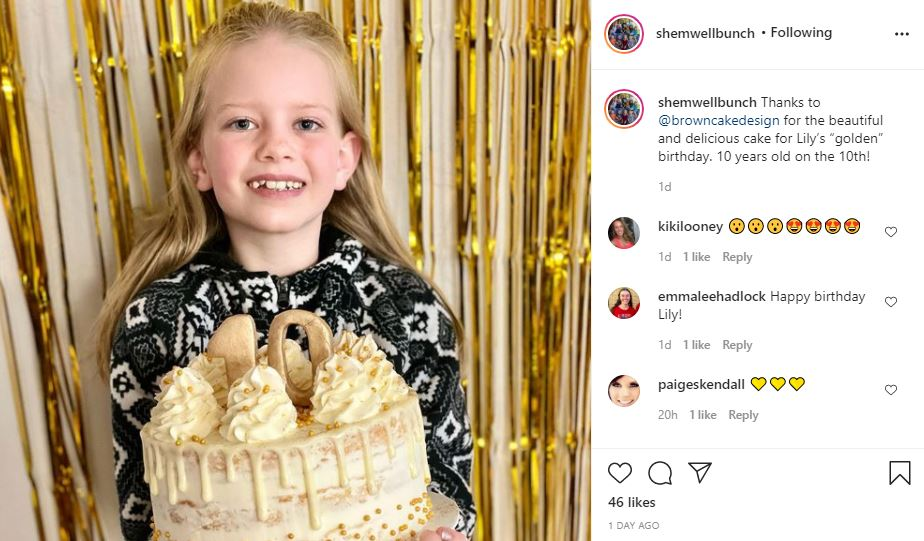 The Blended Bunch Lilly Means Turns 10