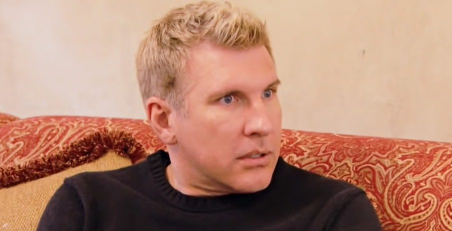 Chrisley Knows Best Todd Chrisley Stab