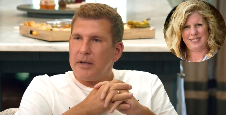 Todd Chrisley first wife