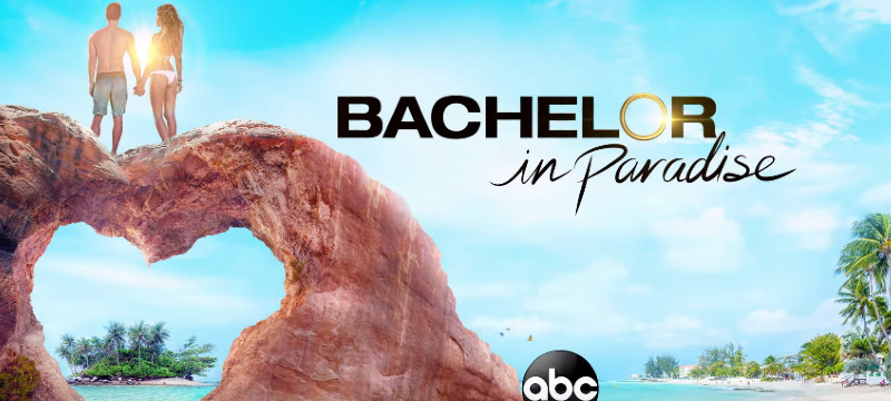 Bachelor In Paradise logo YouTube