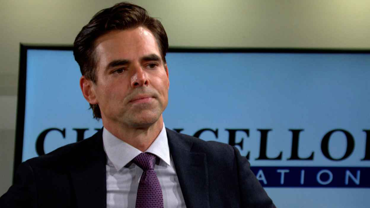Billy on The Young and the Restless