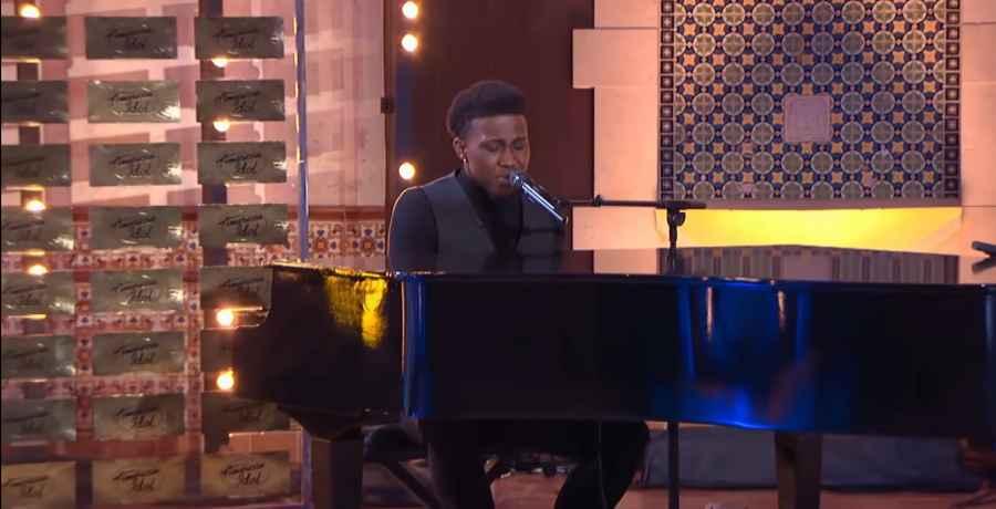 Deshawn Goncalves on American Idol