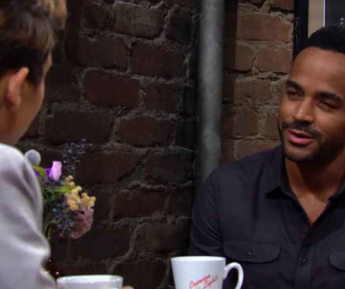 Elena and Nate on The Young and the Restless