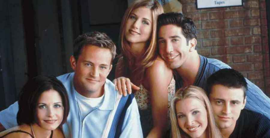 Cast members speak up about Friends Reunion