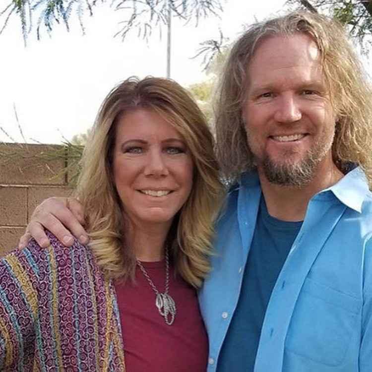 Kody and Meri Brown of Sister Wives