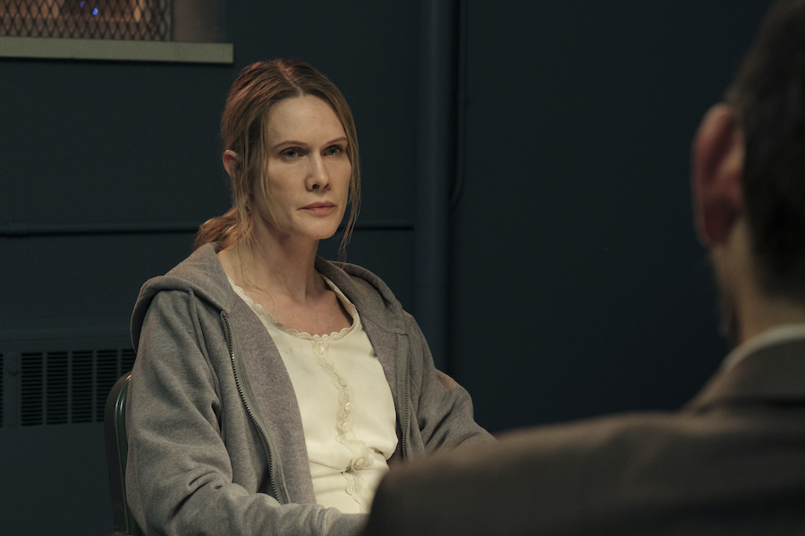 Stephanie March stars in A House on Fire, premiering Saturday, March 13th at 8pm ET/PT on Lifetime. Photo by Courtesy of Lifetime Copyright 2021
