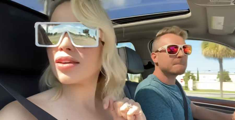 90 Day Fiance alums Russ and Paola Mayfield move into a new home