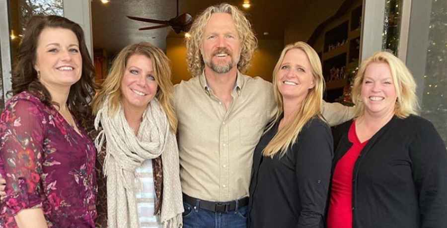 Kody Brown says there are problems when all his wives are together