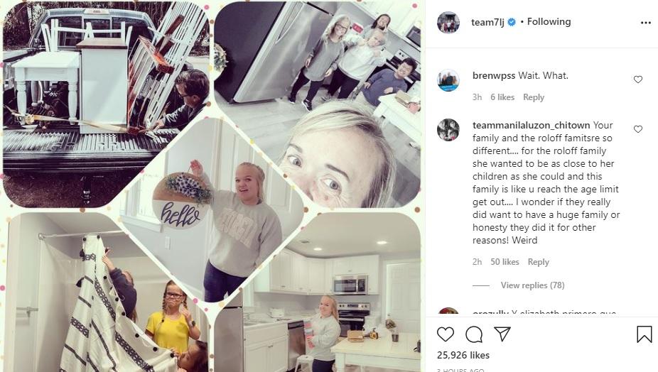 Amber Johnston Instagram