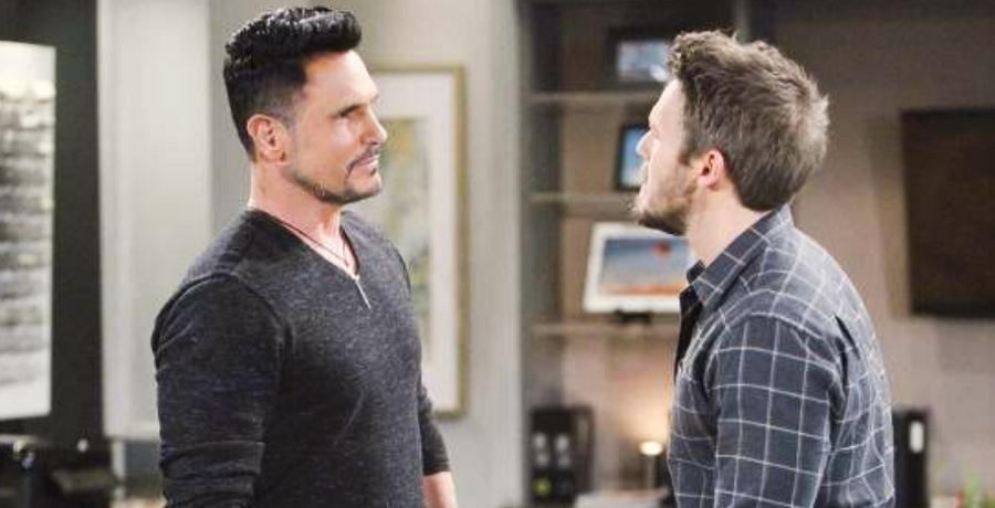 Bill and Liam The Bold and the Beautiful 1