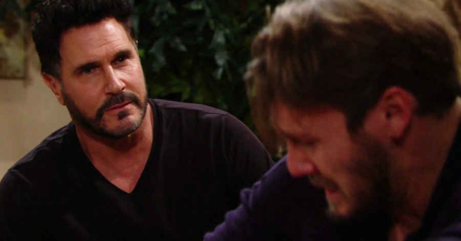 Bill and Liam The Bold and the Beautiful