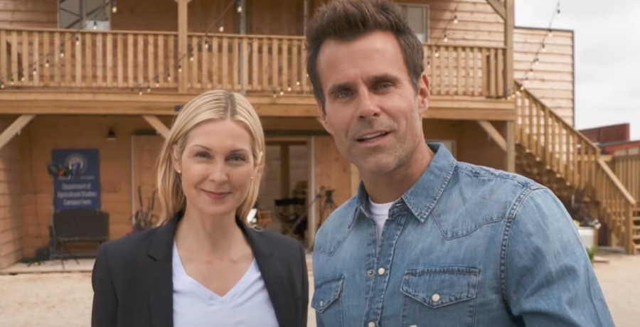 Cameron Mathison and Kelly Rutherford