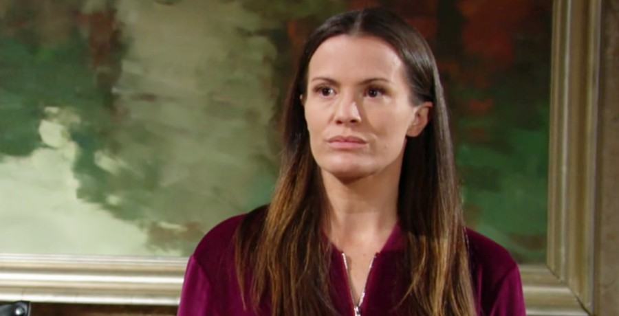Chelsea The Young and the Restless (5)