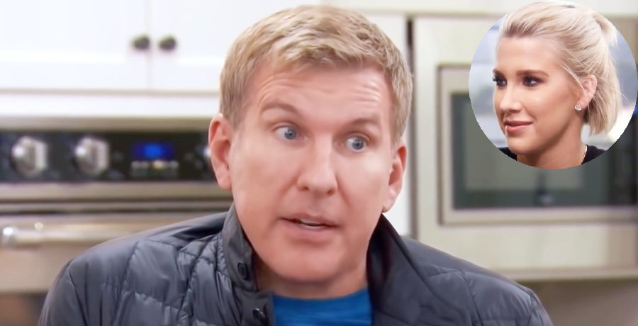 Chrisley Knows Best Todd Savannah Chrisley Beckett's