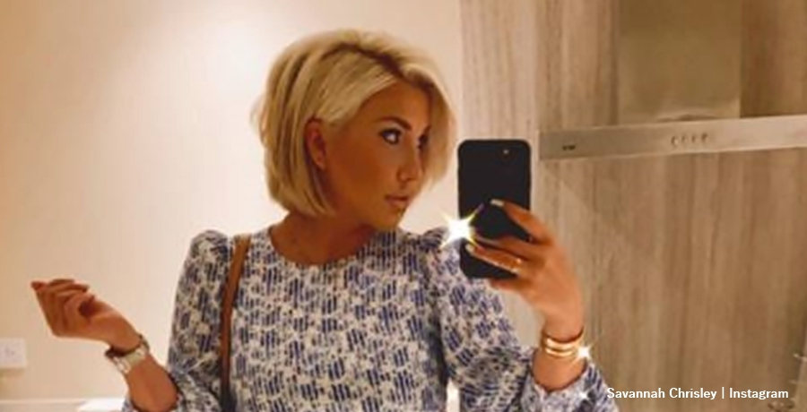 Instagram dragged Savannah Chrisley