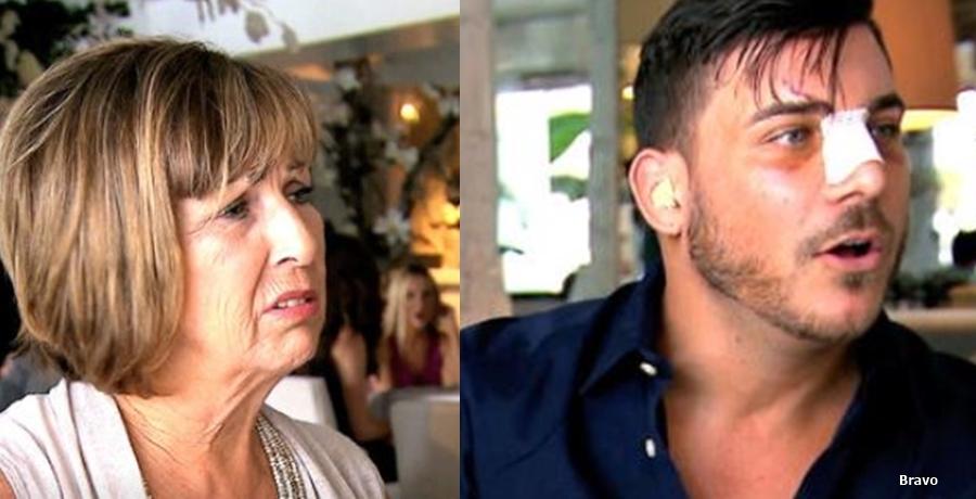Jax Taylor's mom Marie Cauchi