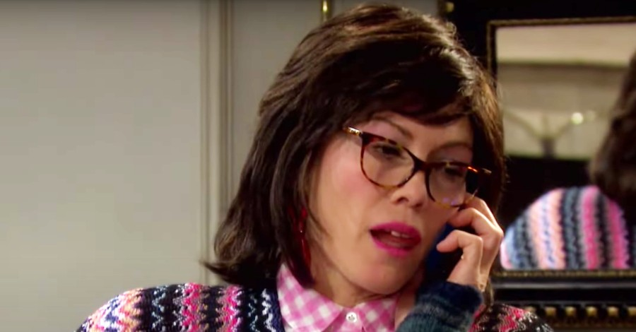 Kristen as Susan Days of Our Lives