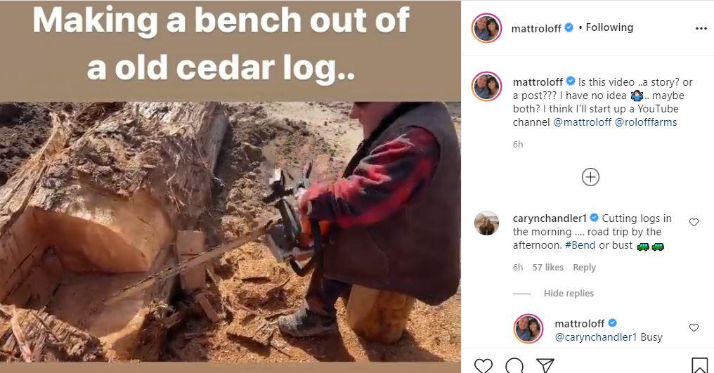 LPBW Patriarch Matt Roloff Starting Up A YouTube Vlog