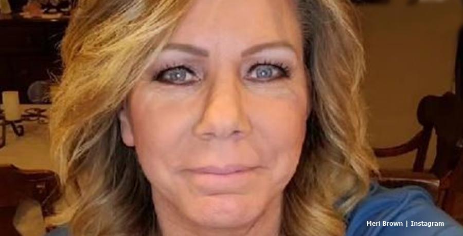 Meri Brown Lost her mom Bonnie