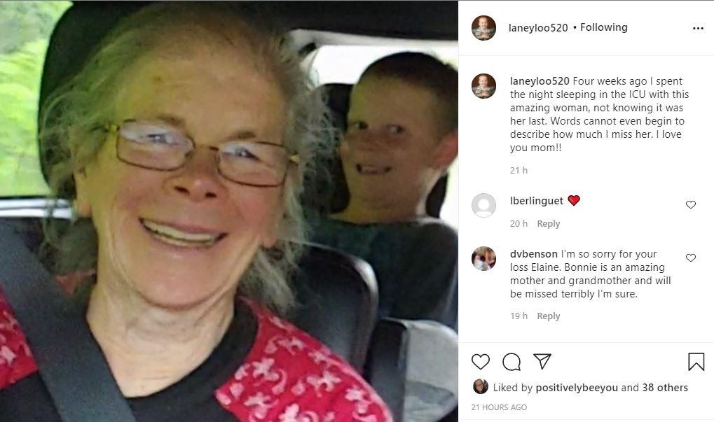 Meri Brown's Sister Elaine Jenson Talks About Her Mom's Last Night
