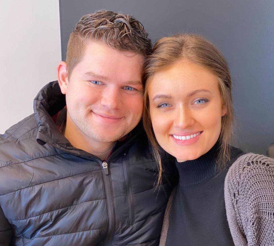 Nathan Bates and Esther Keyes Instagram
