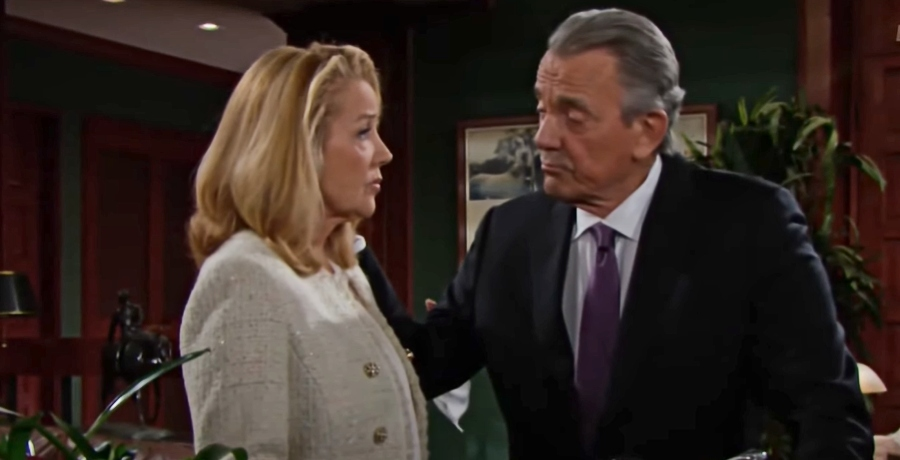 Nikki and Victor The Young and the Restless