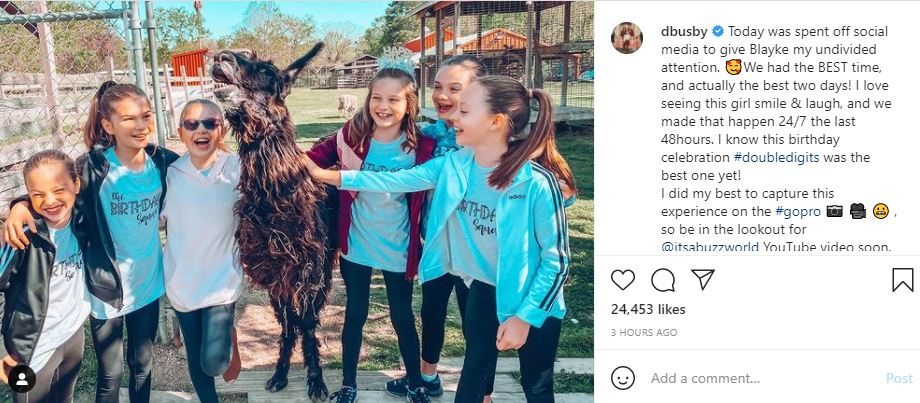 OutDaughtered Birthday Celebrations Danielle Promises Vlog Content