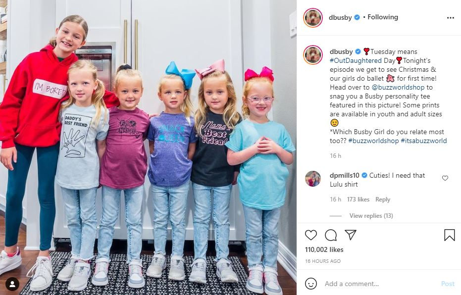 OutDaughtered Quint Is A free Spirit - Can You Guess