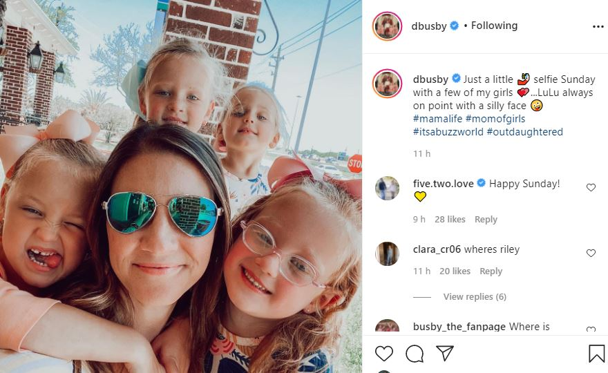 OutDaughtered Quint Riley Throws A Tantrum, Fan Quesions Discipline