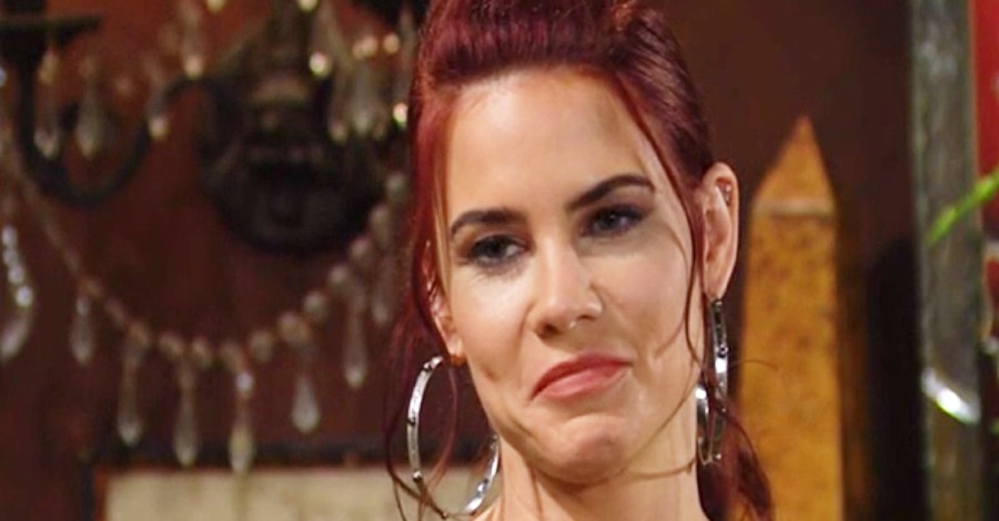 Sally The Young and the Restless (2)