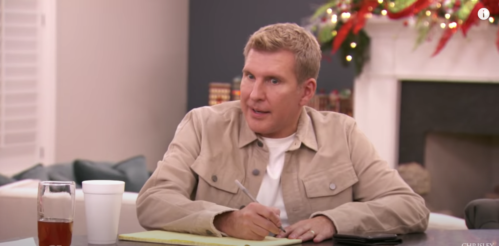 Chrisley Knows Best Todd Chrisley Becketts Drinks