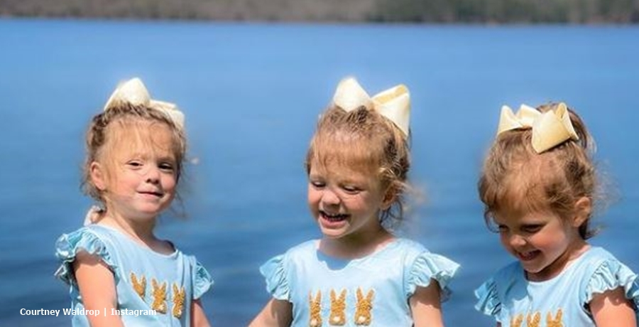 Sweet Home Sextuplets Rayne Waldrop and sisters