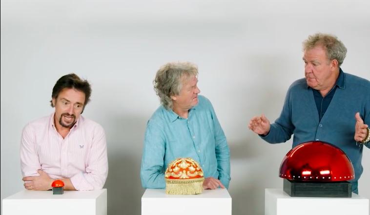 The Grand Tour' Trio Return To 'Top Gear'-https://www.instagram.com/p/CIsLJc_ovE3/