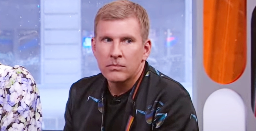 Todd Chrisley son