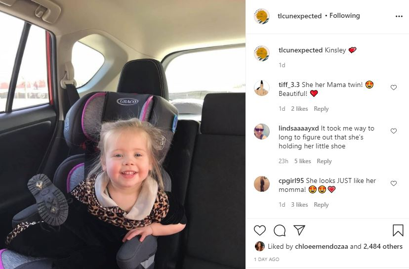 Unexpected On TLC Critics Bash Hailey Tomlinson Over Wrong Car Seat