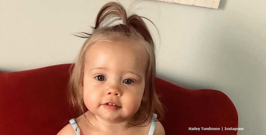 Unexpected on TLC Hailey Tomlinson Daughter Kinsely