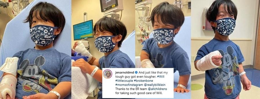 Will Klein's ER Visit - The Little Couple Boy's Tough Says Dr. Jen