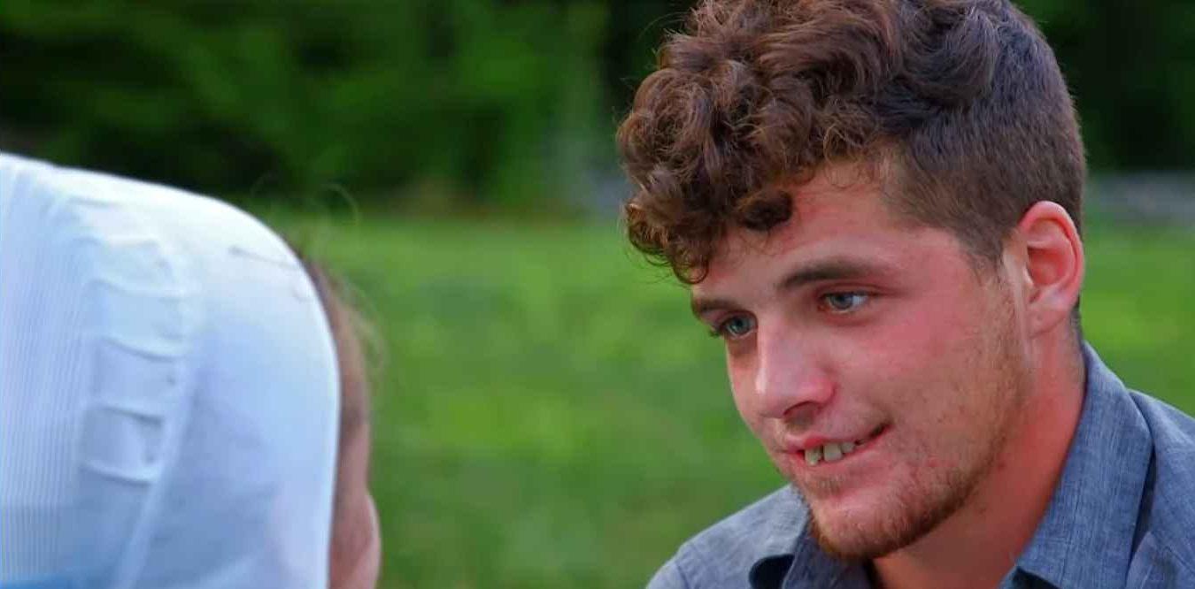 Maureen's Amish boyfriend