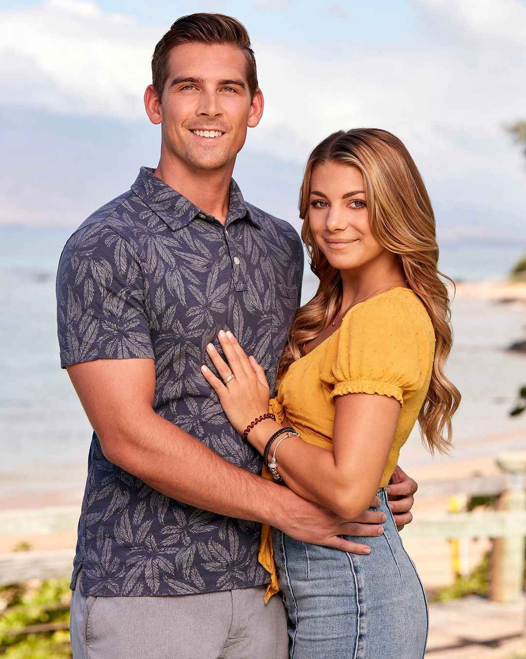 Erin and Corey of Temptation Island