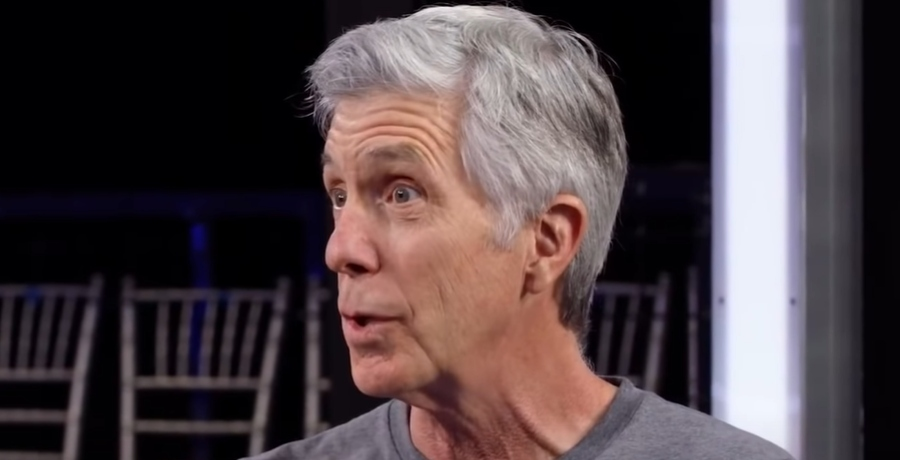 Tom Bergeron from YouTube