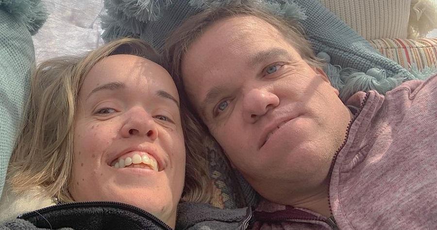 Amber Johnston and Trent