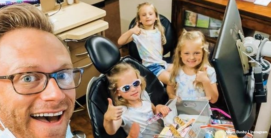 Ava Busby Adam quints OutDaughtered
