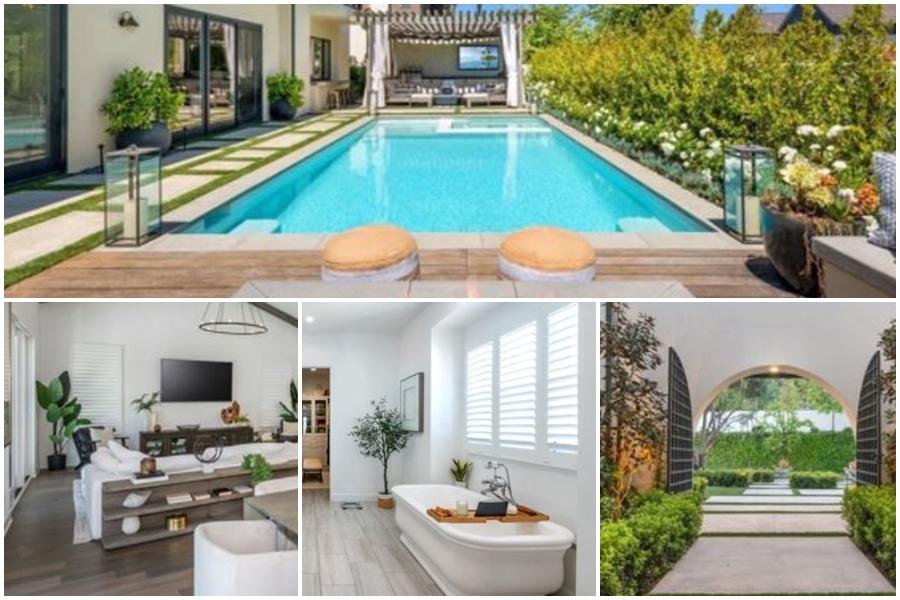 Bachelor in Paradise Jade & Tanner Tolbert List California Home