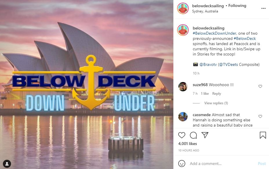 Below Deck Down Under Where Can You Watch It
