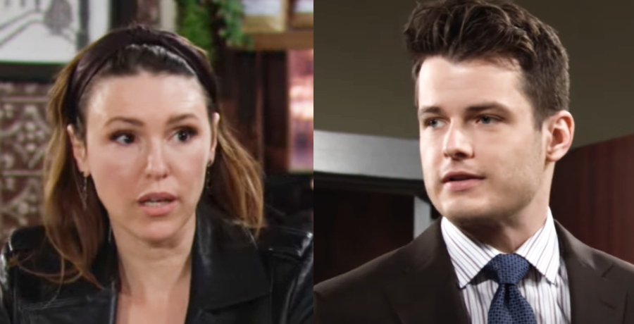 Chloe and Kyle The Young and the Restless